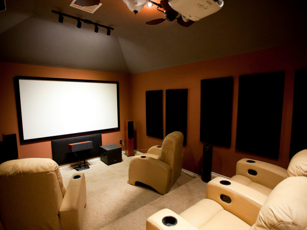 home theater repairs Boise